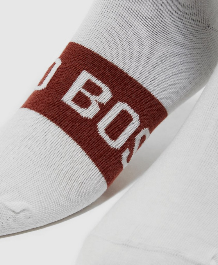HUGO 2 Pack Trainer Socks