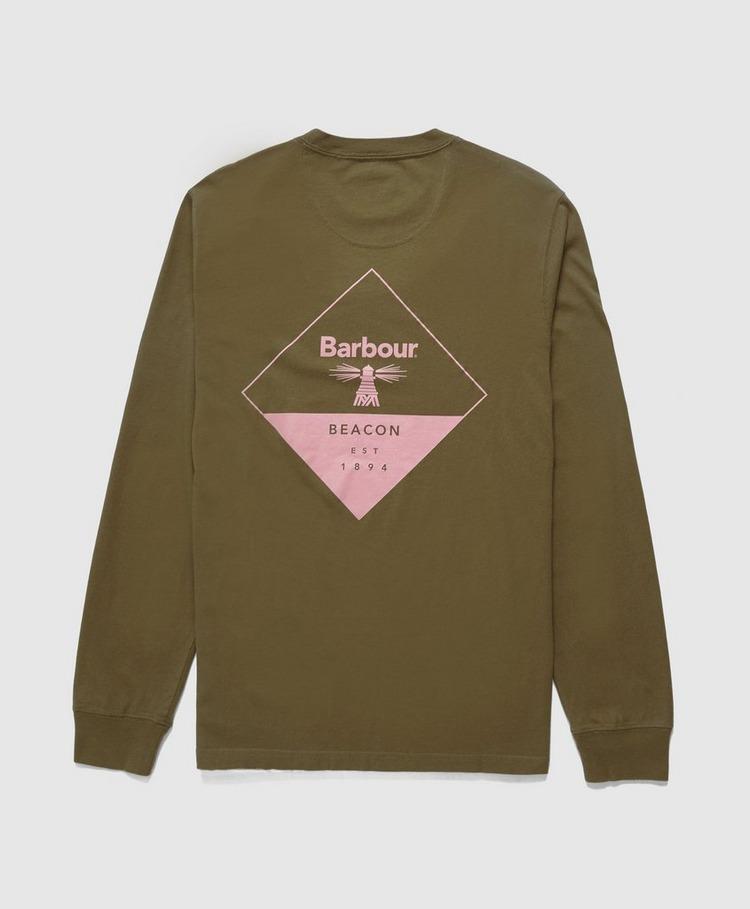 Barbour Beacon Logo Hill T-Shirt
