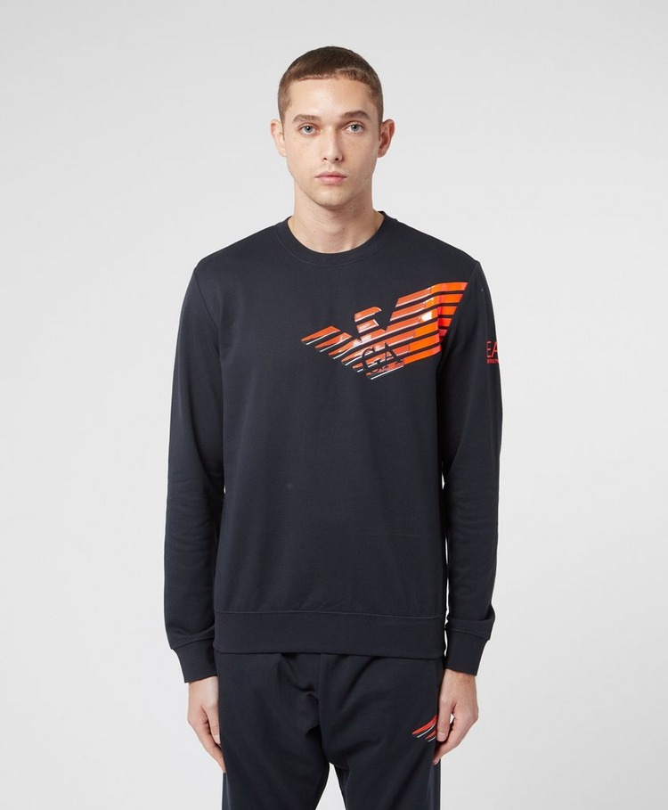 Emporio Armani EA7 Eagle Graphic Sweatshirt
