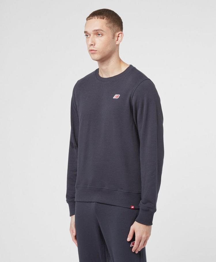 New Balance Small Logo Applique Sweatshirt