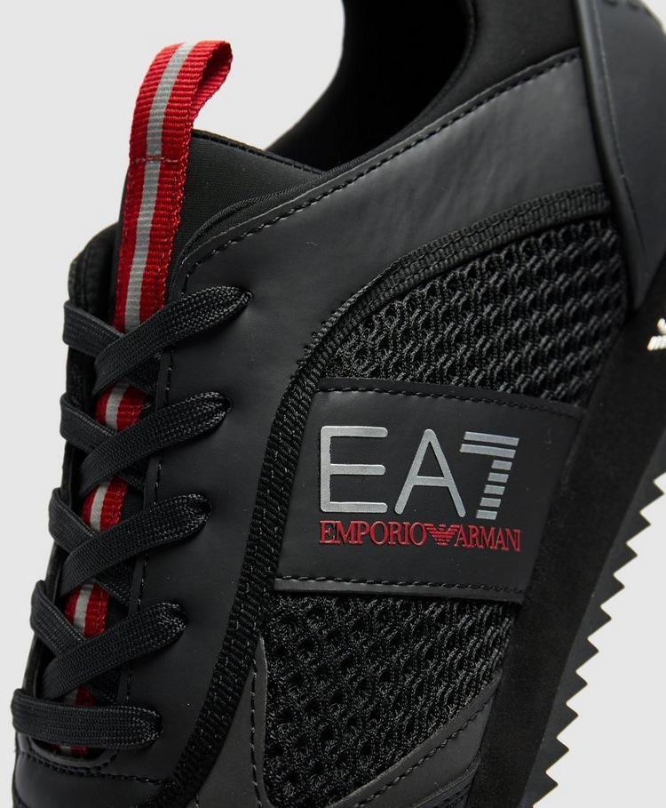 Emporio Armani EA7 EA7 B&W Mesh Run - Exclusive