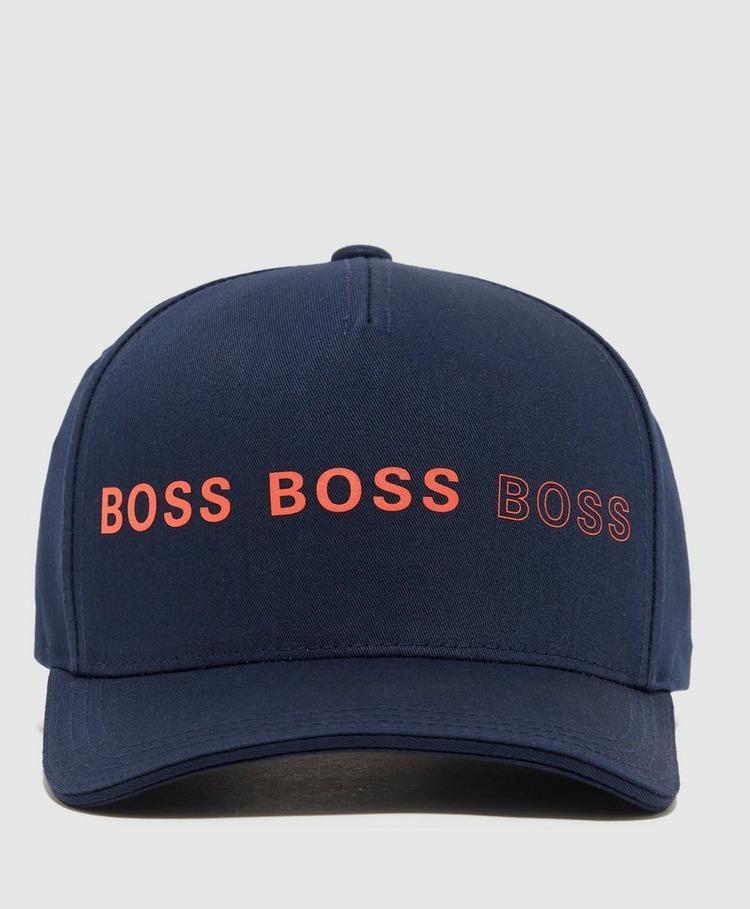 BOSS Multi Logo Cap