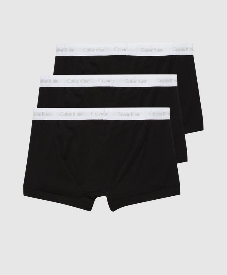 Calvin Klein Underwear Plus Size 3-Pack Trunks