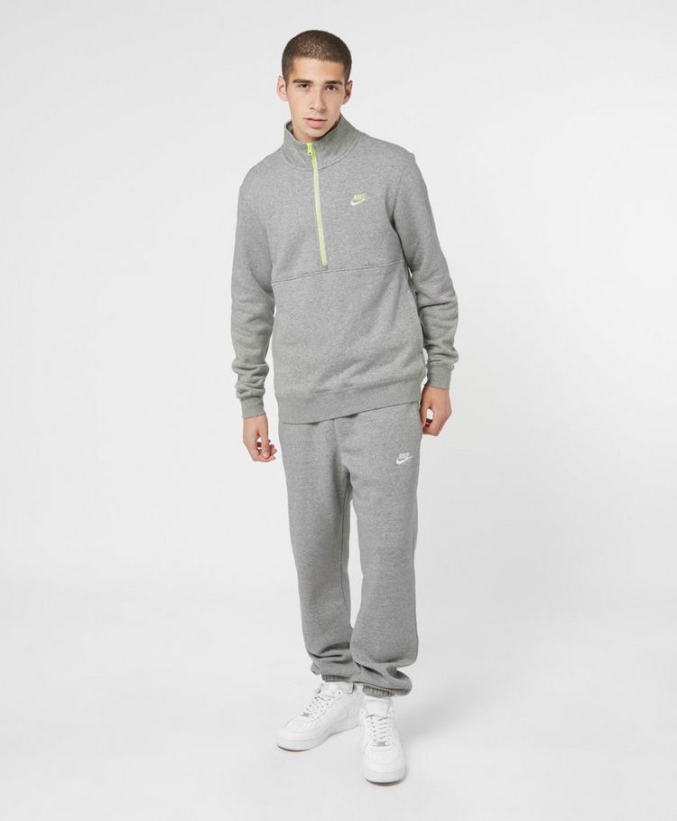 Nike Club Half Zip Sweatshirt