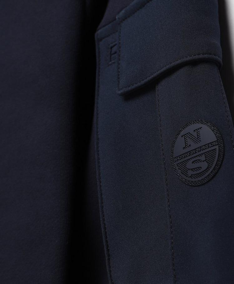 North Sails NC36 by Prada Arm Pocket Tab Sweatshirt