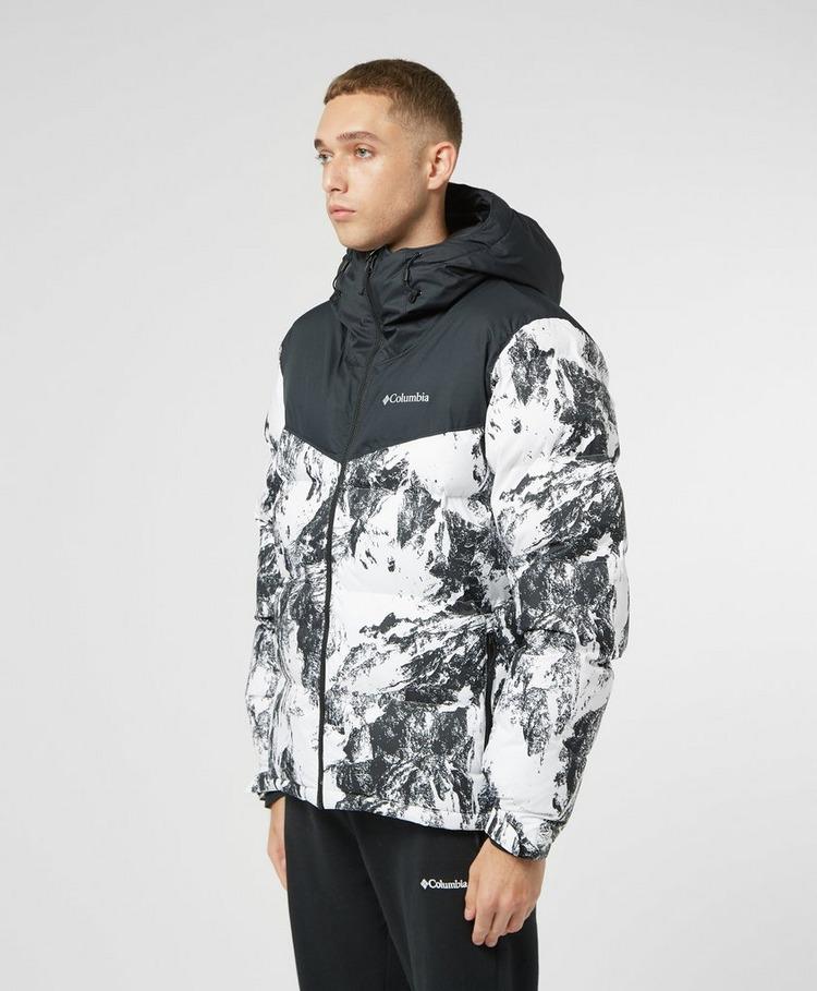 Columbia Iceine Ridge Print Jacket