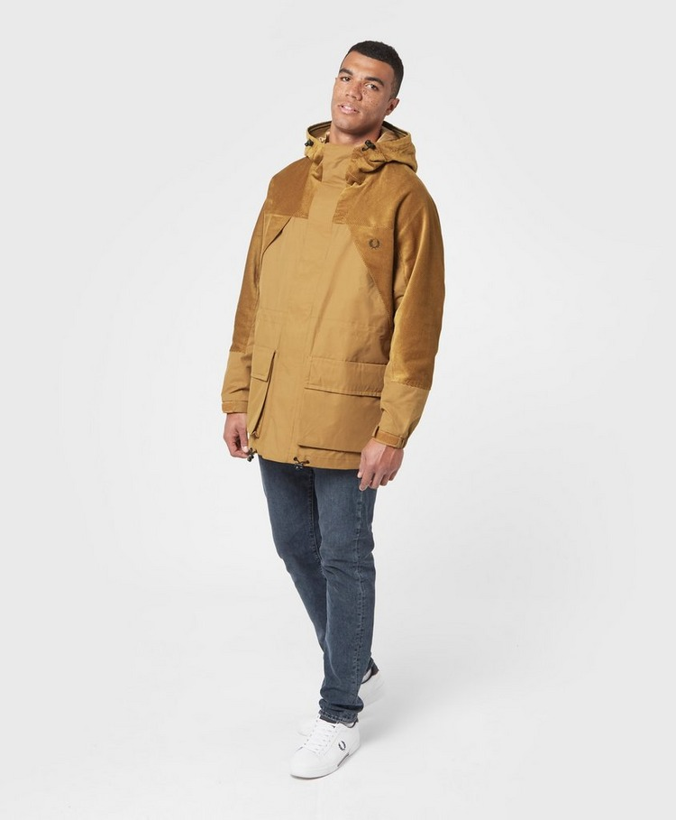 Fred Perry Cord Panel Jacket