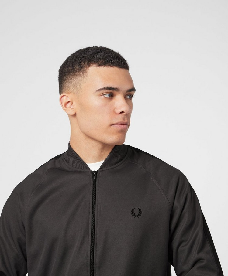 Fred Perry Tonal Tape Bomber Track Top