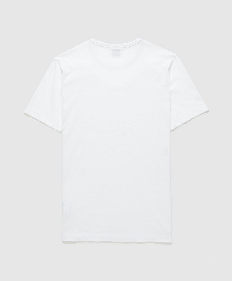 BOSS Basic Curved T-Shirt