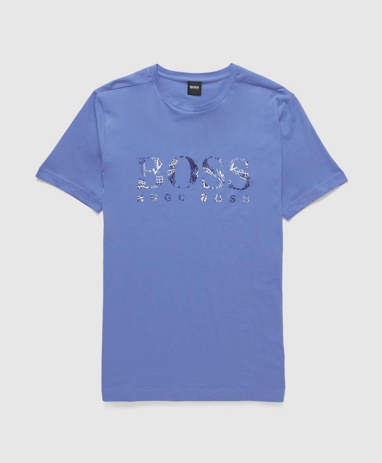 BOSS Palm Fill Logo T-Shirt