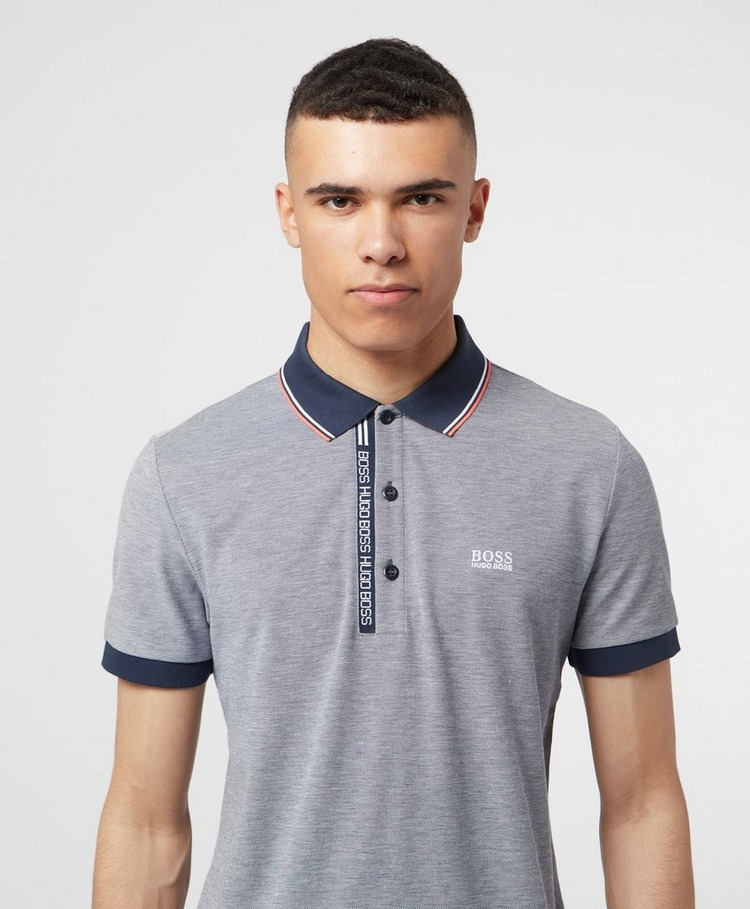 BOSS Paule Placket Polo Shirt