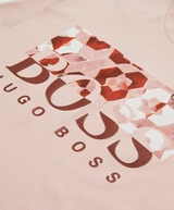 BOSS Teally Split Print T-Shirt