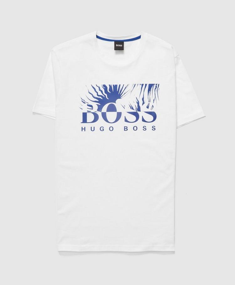 BOSS Teally Split Leaf T-Shirt