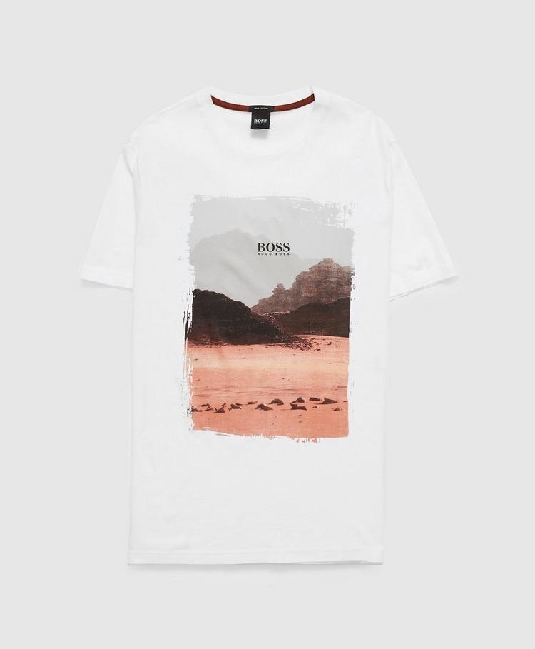 BOSS Tsummery Beach T-Shirt