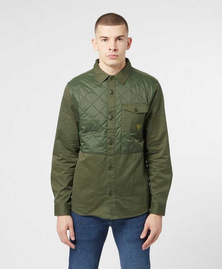 Barbour Beacon Quilted Overshirt