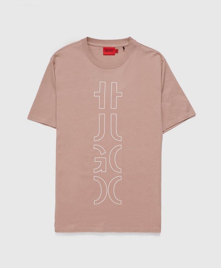 HUGO Darlon Large Tape T-Shirt