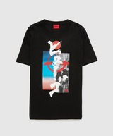 HUGO Damurai Print T-Shirt