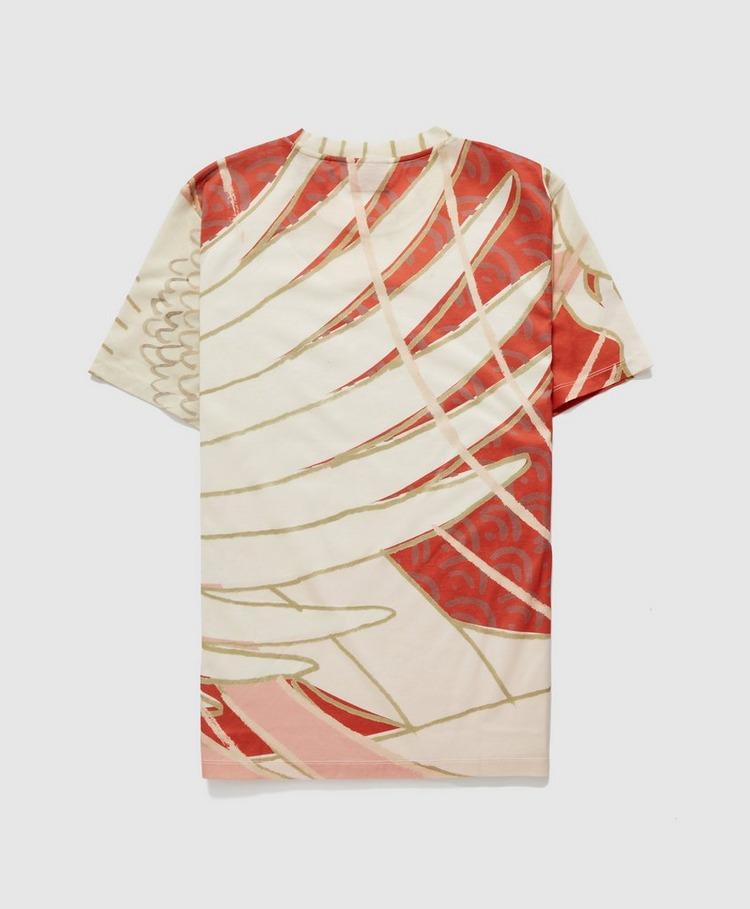 HUGO Dbiko Crane All Over Print T-Shirt