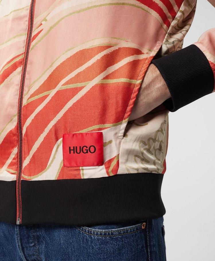 HUGO Crane Bomber Jacket