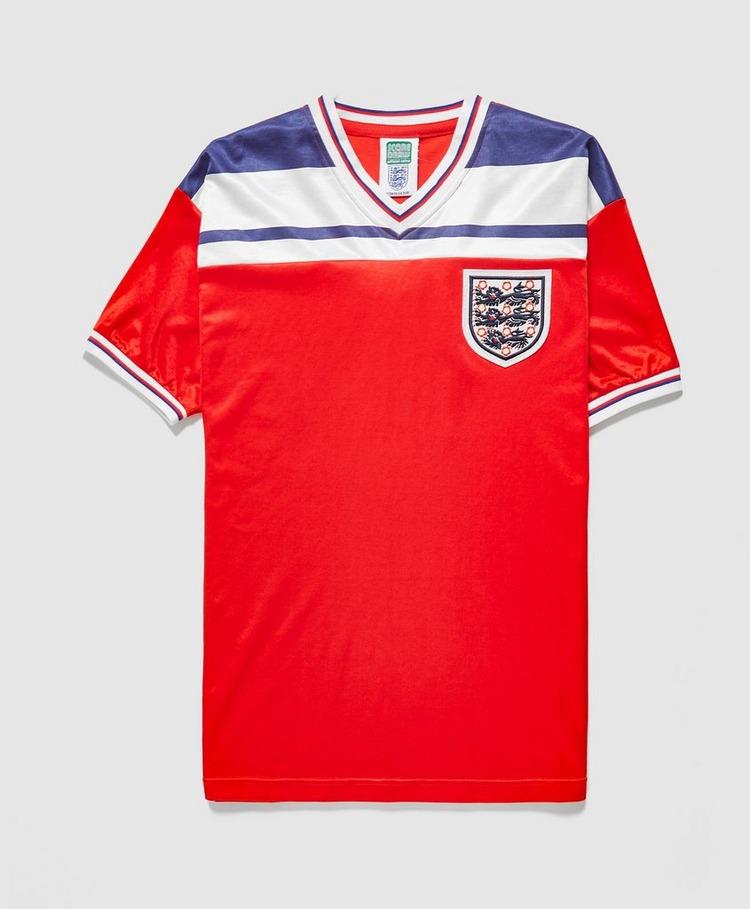 Score Draw England 1982 Away Shirt
