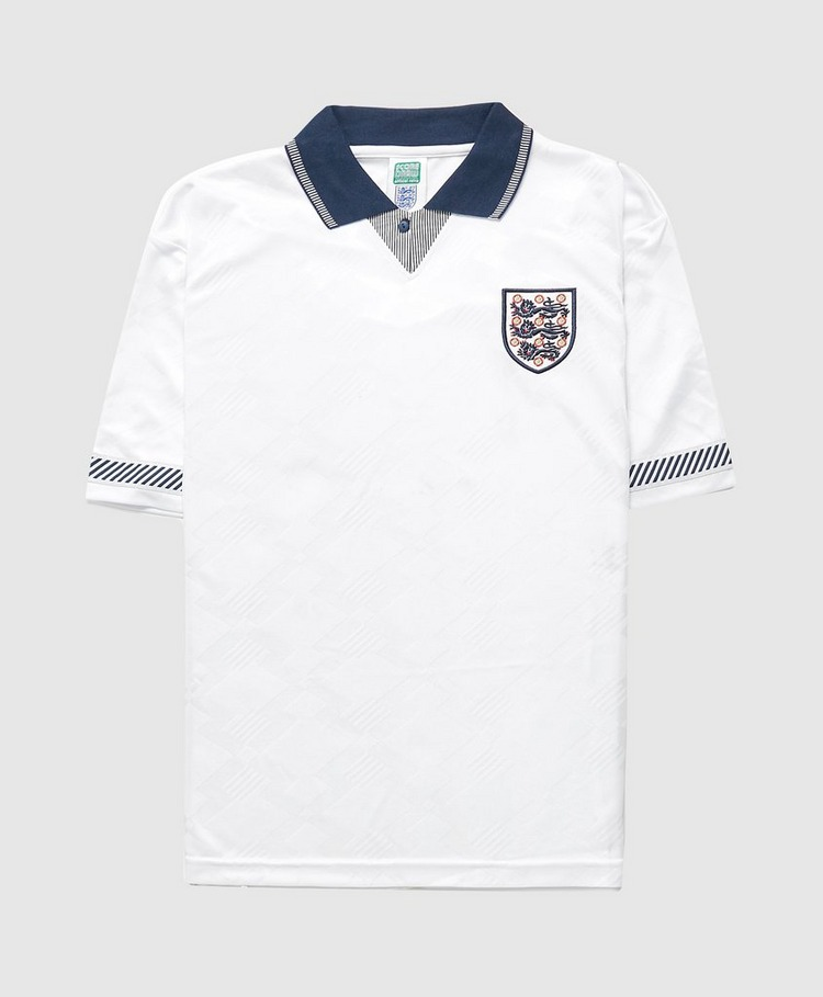 Score Draw England 1990 Home Shirt