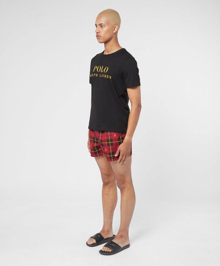 Polo Ralph Lauren Plaid Pyjama Set