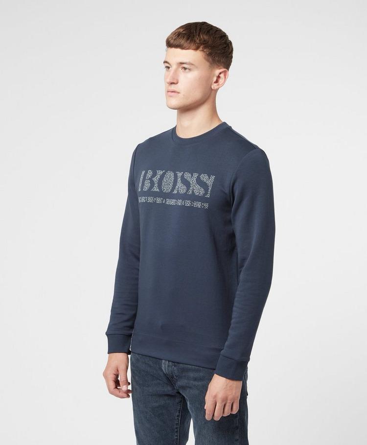 BOSS Salbo Pixel Sweatshirt
