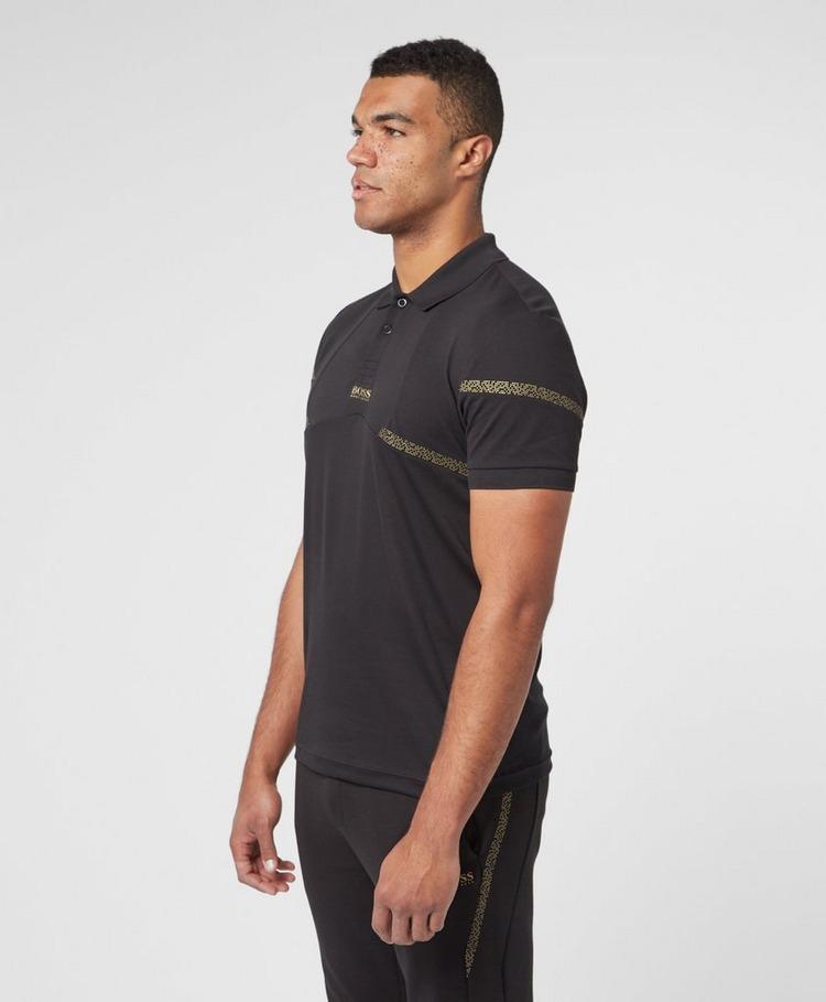 BOSS Paul Pixel Technical Polo Shirt