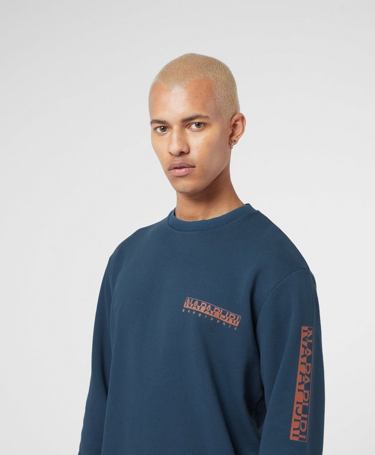 Napapijri Roen Sleeve Logo Sweatshirt