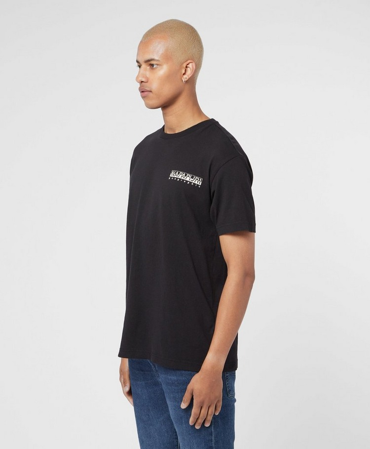 Napapijri Latemar Back Print T-Shirt