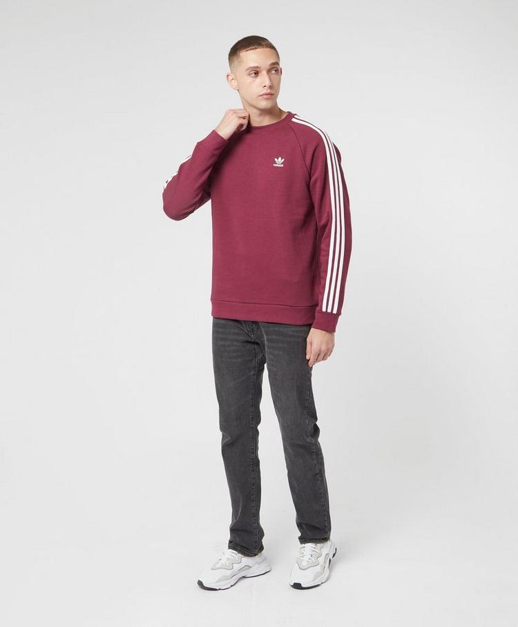 adidas Originals 3 Stripe Sweatshirt