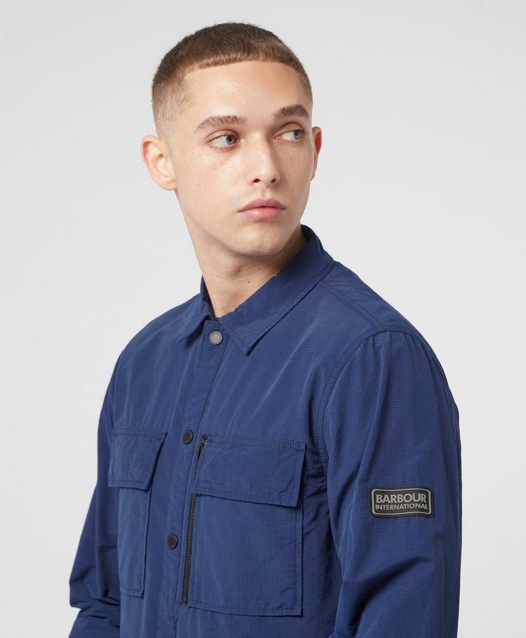Barbour International Slipstream Overshirt