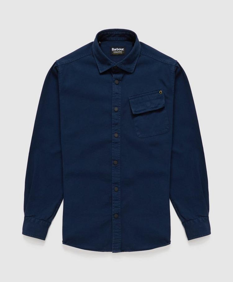 Barbour International Garment Dye Shirt