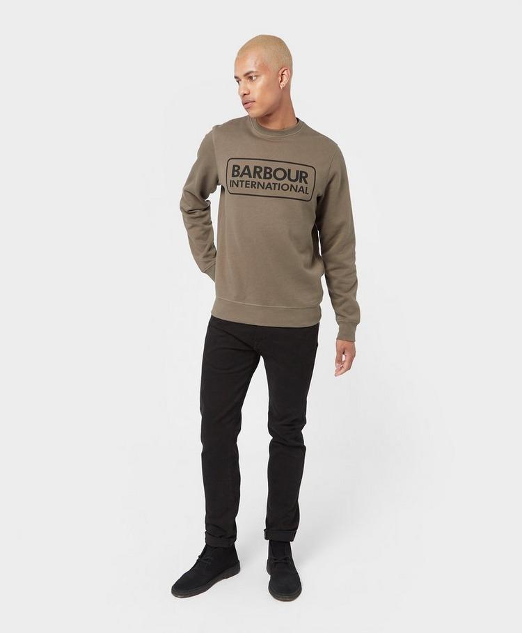 Barbour International Large Logo Sweatshirt