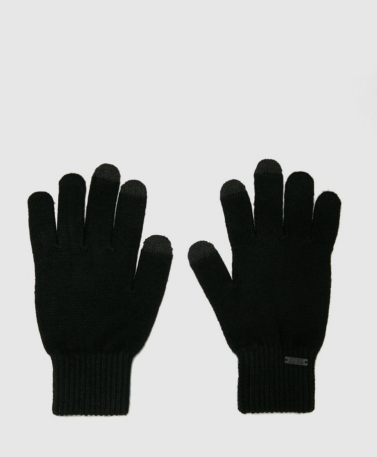 BOSS Gritzos Knitted Gloves