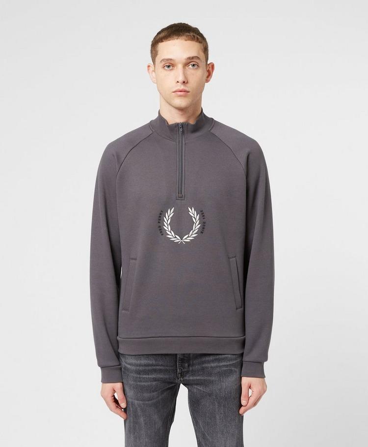Fred Perry Laurel Wreath Sweatshirt - Exclusive