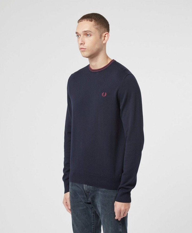 Fred Perry Crew Knit Jumper