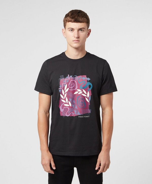 Fred Perry Reissue Mosaic T-Shirt