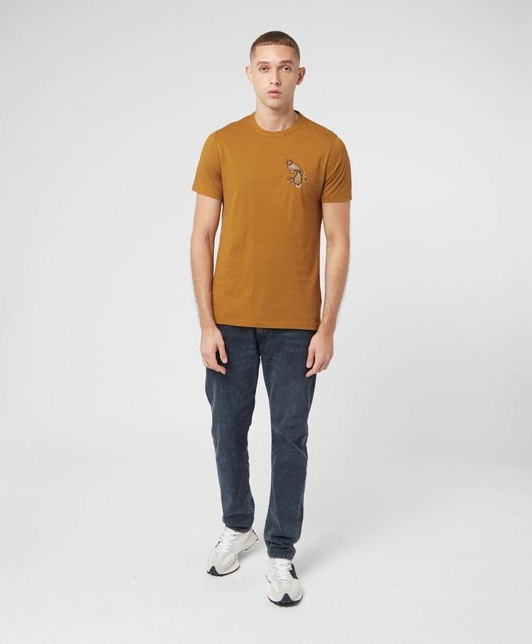 Pretty Green Paisley Wonderwall T-Shirt