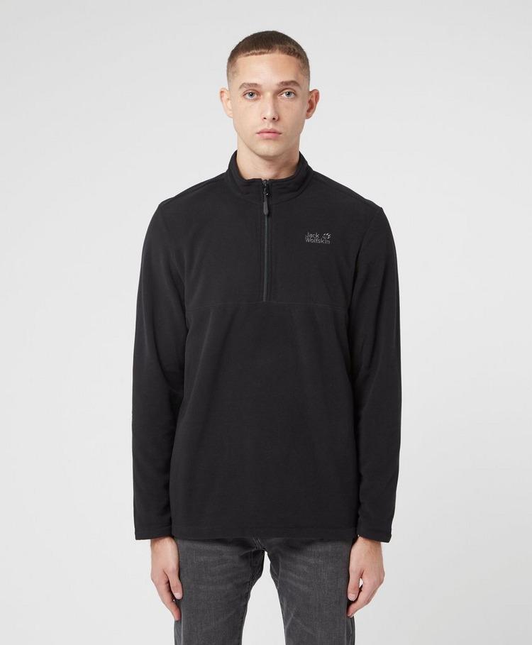 Jack Wolfskin Gecko Half Zip Sweatshirt