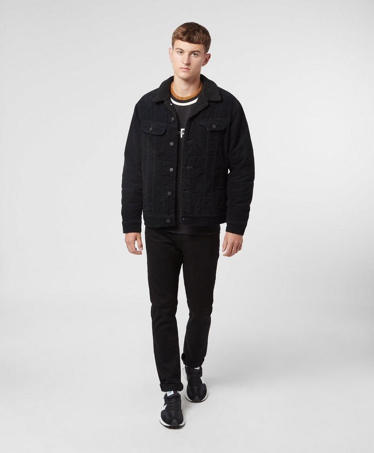 Lee Sherpa Cord Jacket