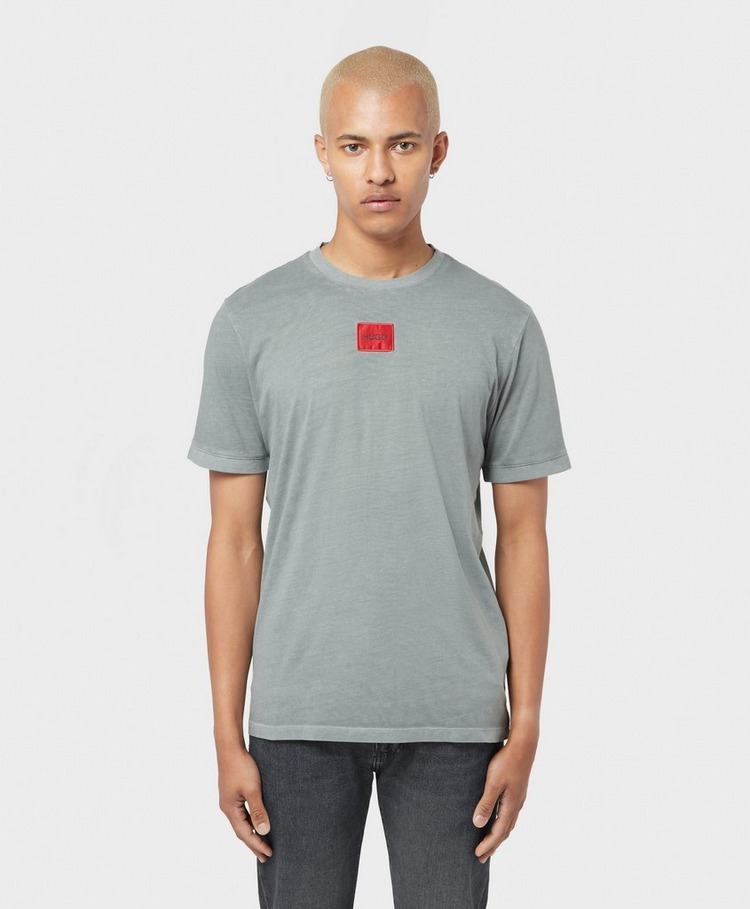 HUGO Diragolino Small Square T-Shirt