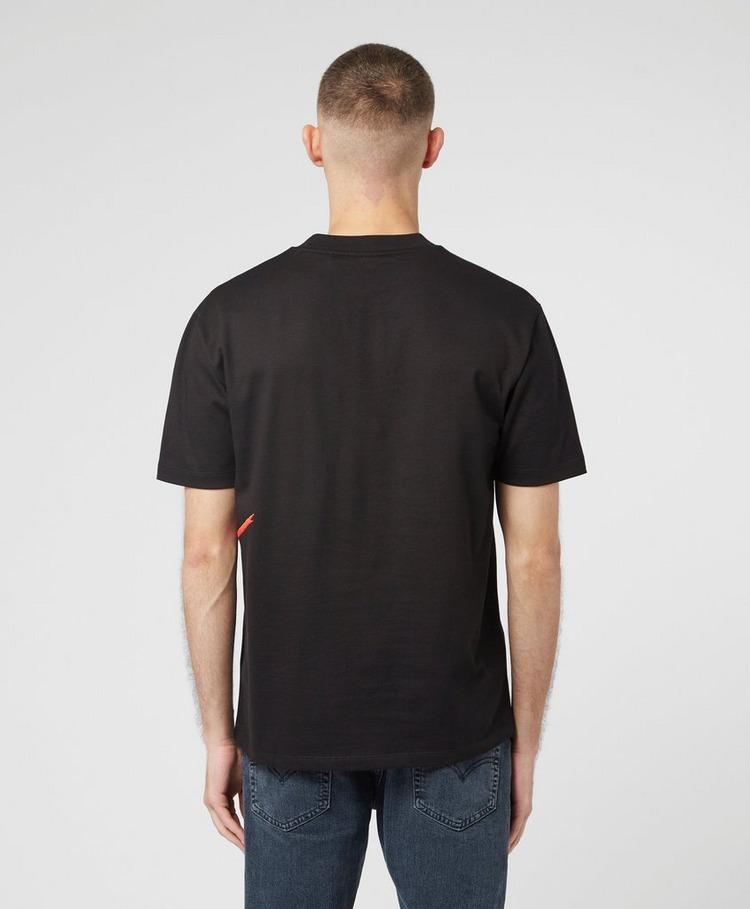 HUGO Side Script T-Shirt