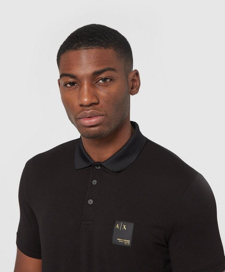 Armani Exchange Gold Label Polo Shirt