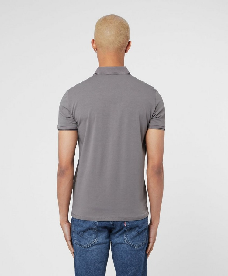 Armani Exchange Placket Logo Polo Shirt