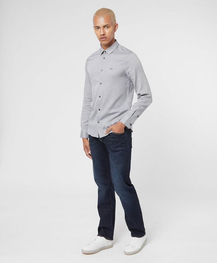 Armani Exchange Jacquard Shirt