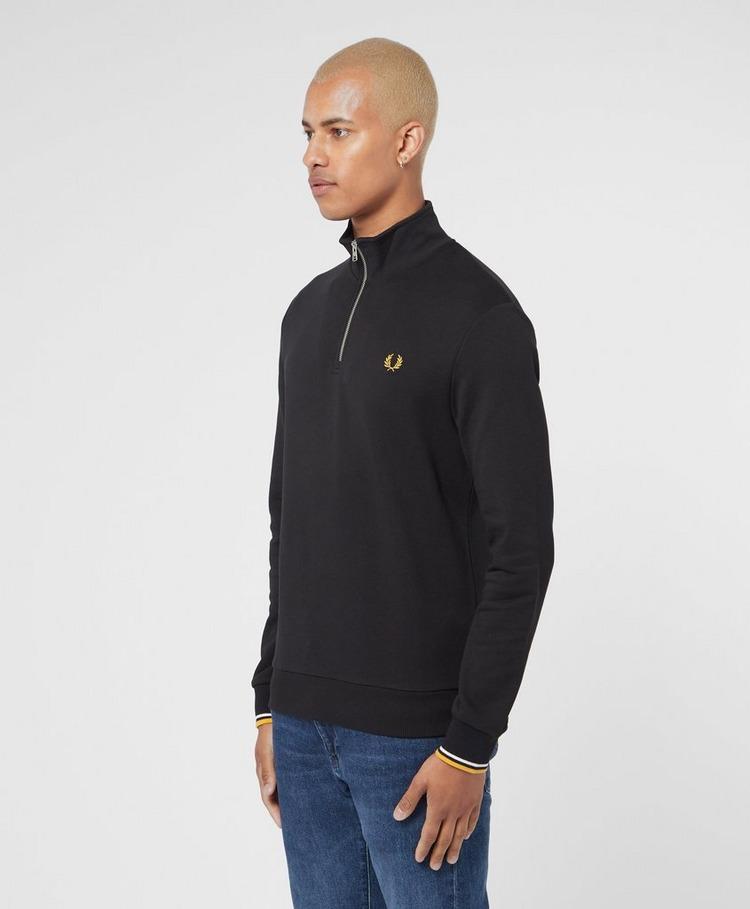 Fred Perry Half Zip Sweatshirt
