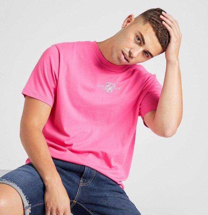 SikSilk t-shirt uomo
