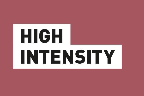 Sport bh high intensity