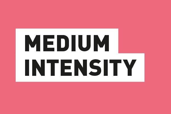 Sport bh medium intensity